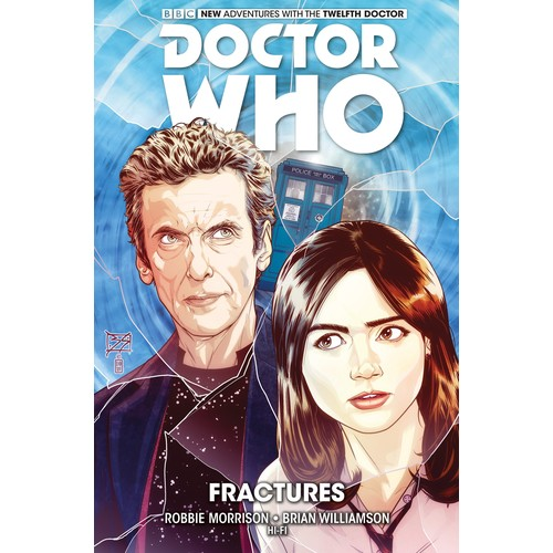Doctor Who the Twelfth Doctor 2