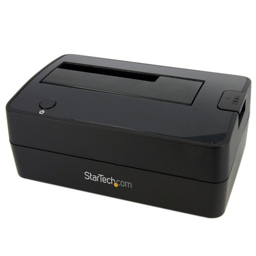 StarTech.com USB 3.0 to SATA Hard Drive Docking Station for 2.5/3.5 HDD