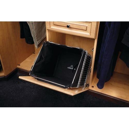 Rev-A-Shelf CTOH-21-I-1 CTOHB Series Cloth Liner for CTOHB-211319 Tilt Out Hamper Basket [Finish : Tan Finish]