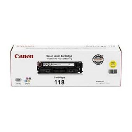 Canon 2659B001M CRG118Y Ink Cartridge - Yellow