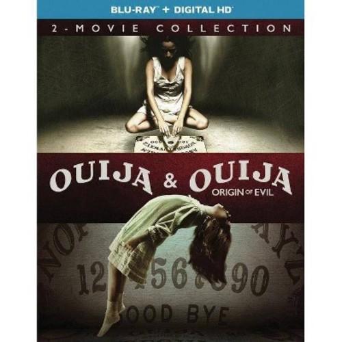 Ouija:2 Movie Collection (Blu-ray)