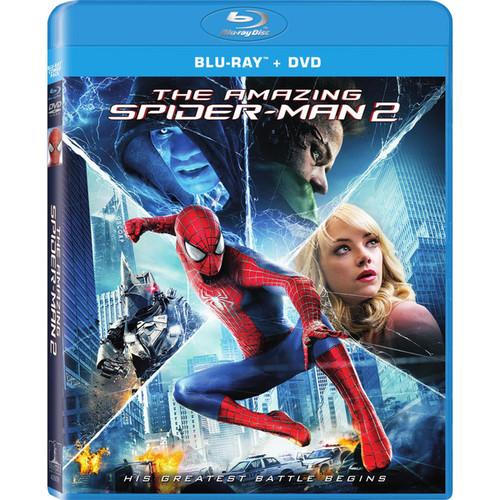 The Amazing Spider-Man 2 [Blu-Ray] [DVD]