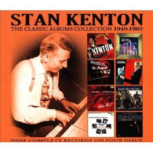 Stan Kenton - Classic Albums Collection:1948-1962 (CD)