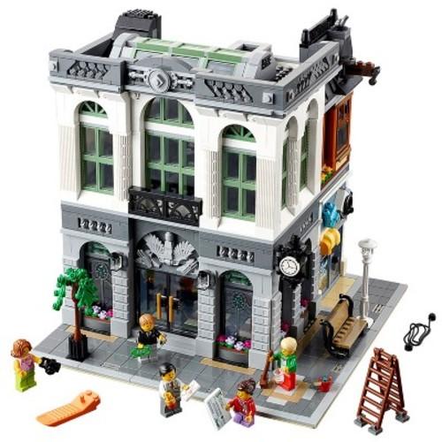 LEGO Creator Expert Brick Bank (10251)