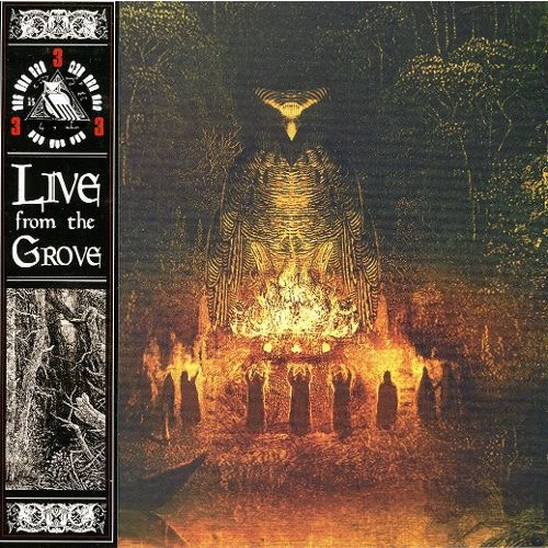 Live from the Grove [CD]