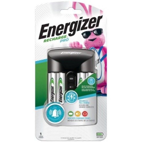 Energizer Recharge PRO Battery Charger (CHPROWB4)