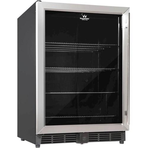 KingsBottle - 160-Can Beverage Cooler