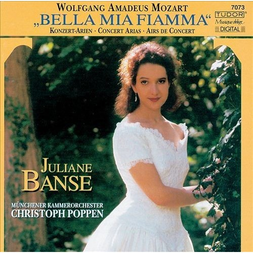 Bella Mia Fiamma: Concert Arias of Mozart [CD]