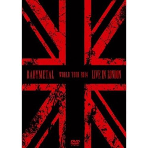 Babymetal: Live in London - World Tour 2014
