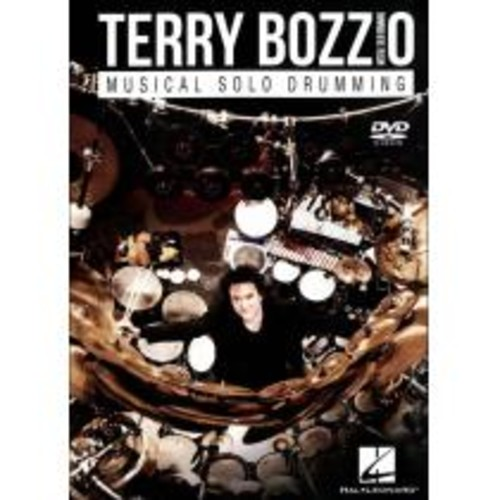 Terry Bozzio: Musical Solo Drumming [DVD] [2012]