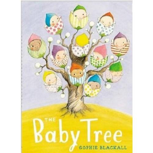Sophie Blackall; Sophie Blackall The Baby Tree