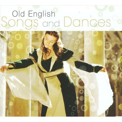 English Songs and Dances [CD]