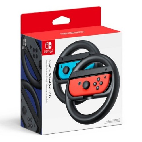 Nintendo Switch Joy-Con Wheel - Set of 2