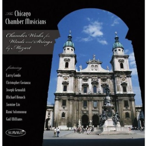 Chamber Works for Winds & Strings