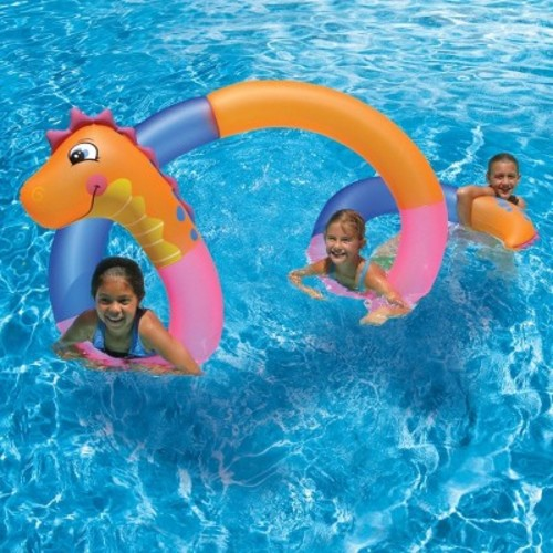 Poolmaster Seahorse Twist Pool Float
