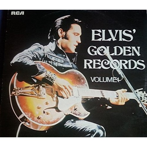 Elvis' Golden Records, Vol. 1