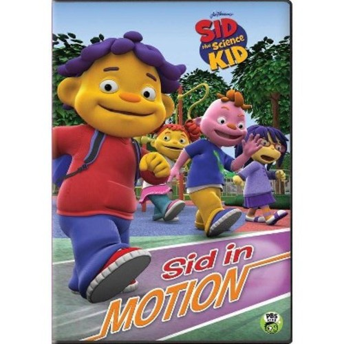 Sid the Science Kid: Encyclopedia of Discovery DVD