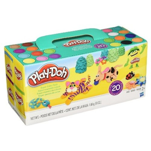 Play-Doh Super Color Pack (20PK)