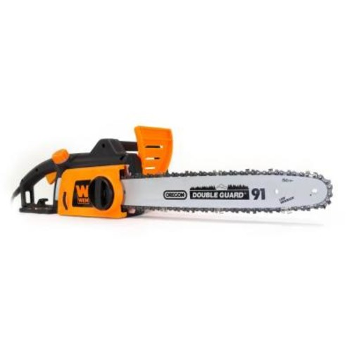 WEN 16 in. 12 Amp Electric Chainsaw