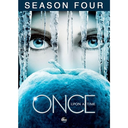 Once Upon a Time: The Complete Fourth Season [5 Discs] [DVD]