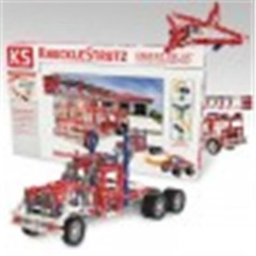 Knucklestrutz Knuckx Deluxe Set Building And Construction (Rtl344233)