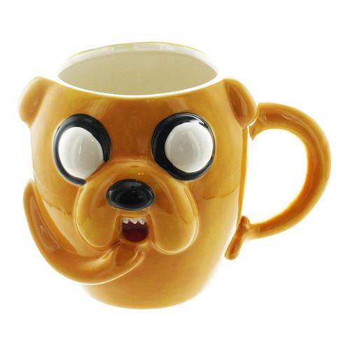 Adventure Time Jake 24oz Molded Mug - Multi