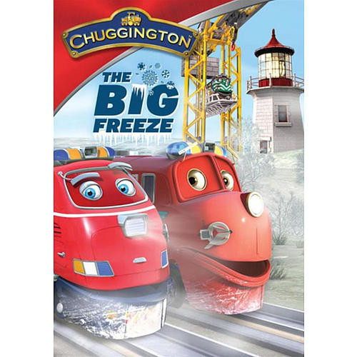 Chuggington: The Big Freeze [DVD]