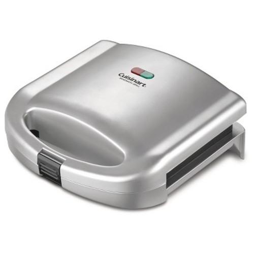 Cuisinart Sandwich Grill -Stainless Steel Wm-Sw2N