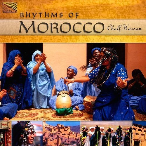 Rhythms of Morocco [CD]