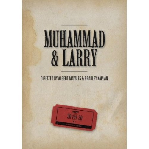 ESPN Films 30 for 30: Muhammad & Larry DVD