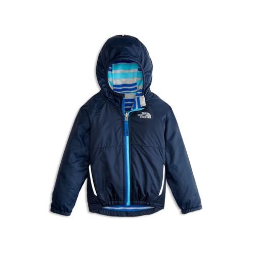 Boys' Reversible Fleece Breezeway Wind Jacket - Little Kid