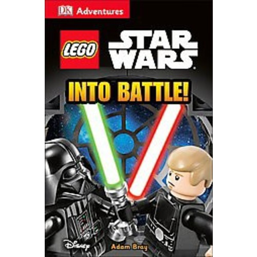 Lego Star Wars Into Battle! (Paperback) (Adam Bray)