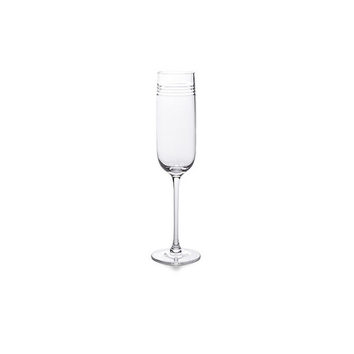 Bentley Champagne Flute, Clear