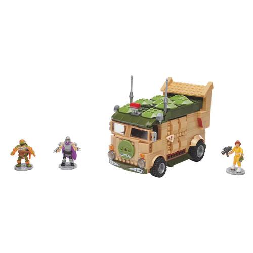 Mega Bloks Teenage Mutant Ninja Turtles Classic Party Wagon