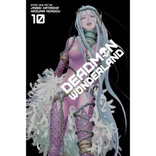 Deadman Wonderland, Volume 10