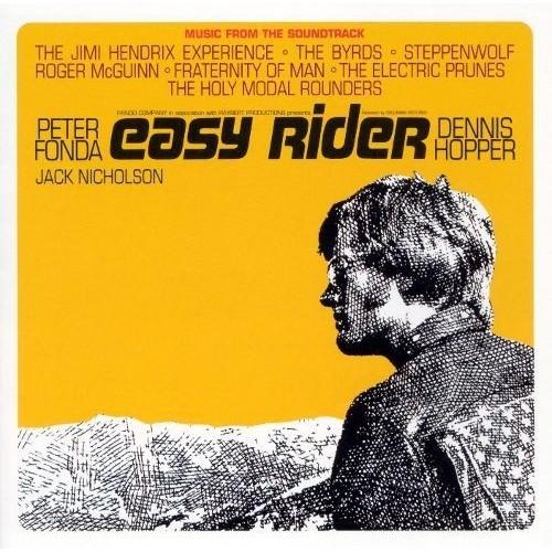 Easy Rider CD (2000)