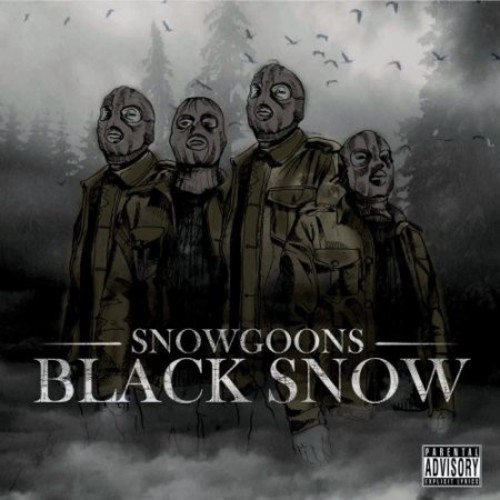 Black Snow [CD] [PA]