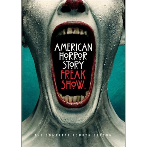American Horror Story: Freak Show [4 Discs] [DVD]