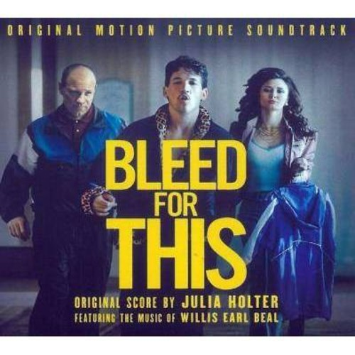 Various - Bleed For This (Ost) (CD)