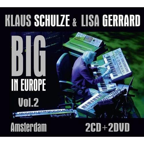 Big in Europe 2: Amsterdam [CD/DVD] [CD & DVD]