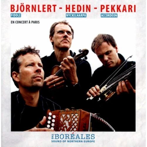 The Sound Of Northern Europe: En Concert  Paris [CD]