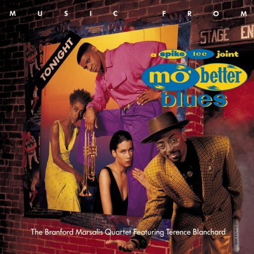 MUSIC FROM MO' BETTER BLUES Soundtrack