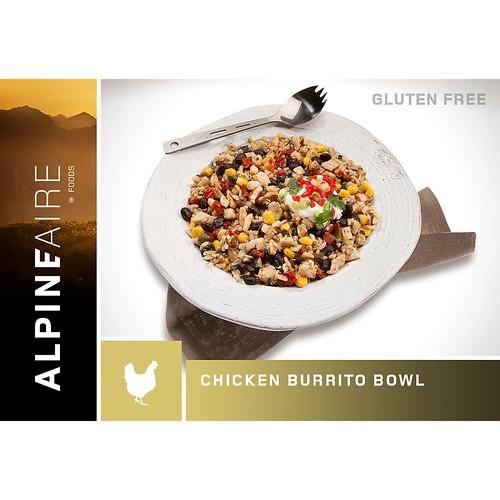 AlpineAire Chicken & Rice Burrito Bowl