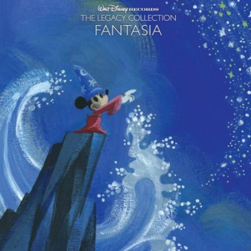 Walt Disney Records: The Legacy Collection - Fantasia [CD]