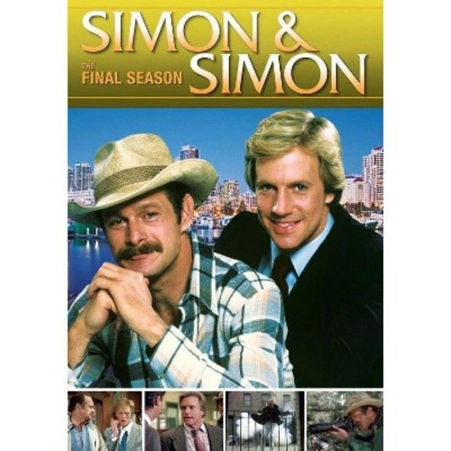 Simon & Simon:Final Season (DVD)