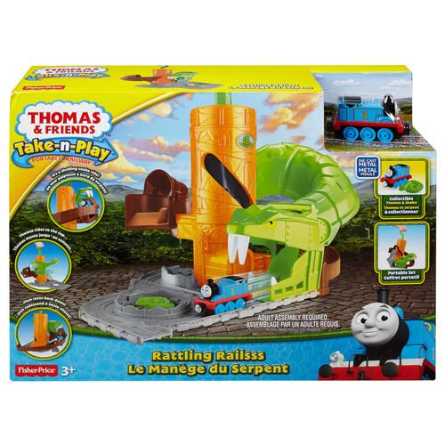 Thomas & Friends Rattling Railsss
