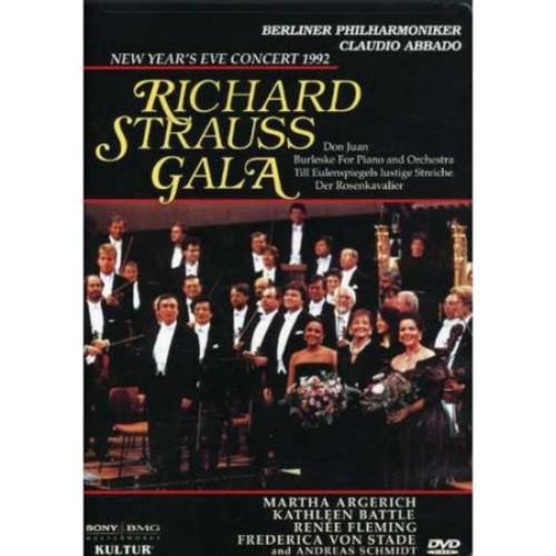 Year's Eve Concert 1992 - Richard Strauss Gala / Claudio Abbado, Berlin Philharmonic, Kathleen Battle, Frederica von Stade, Renee Fleming