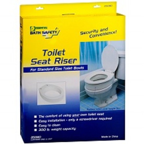 Essential Medical Standard Toilet Riser