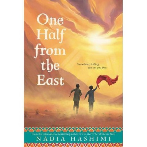 One Half from the East (Reprint) (Paperback) (Nadia Hashimi)