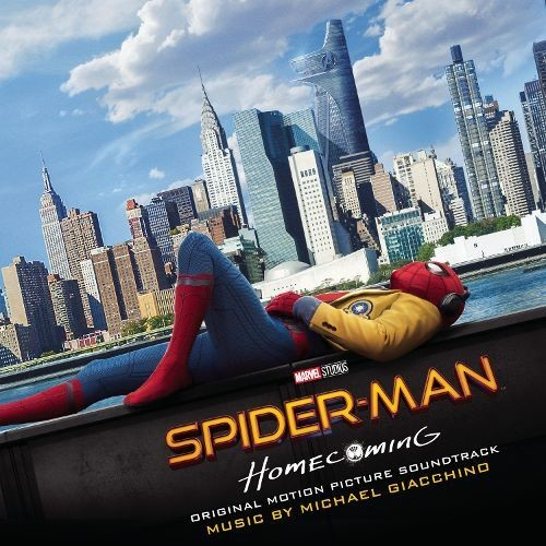 Spider-Man: Homecoming [Original Motion Picture Soundtrack] [CD]